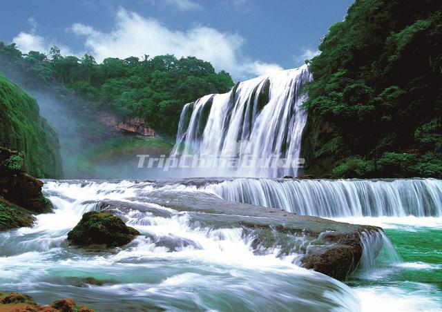 2014 China Top Ten Natural Tourist Attractions