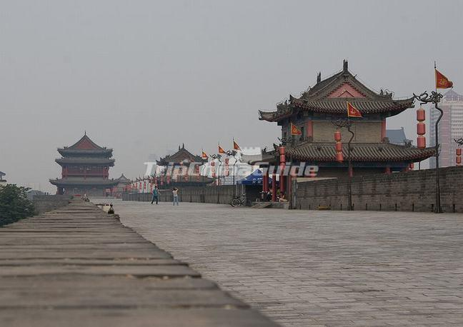 Ancient City Wall Xian