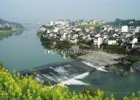 Huizhou Ancient City Scenery
