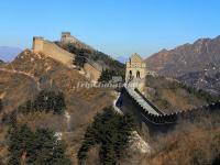 Badaling Great Wall in September