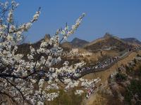 Badaling Great Wall in March