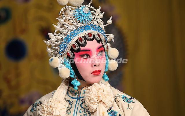 Beijing Opera Beautiful Actress