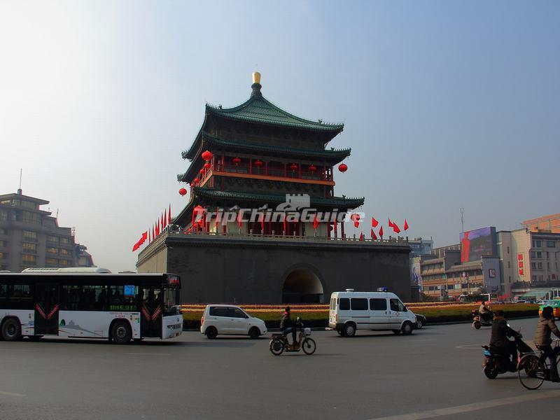 "<a target=""_blank"" href=""http://www.tripchinaguide.com/photo-p59-11837-bell-tower.html"">Xi'an Bell Tower</a>"