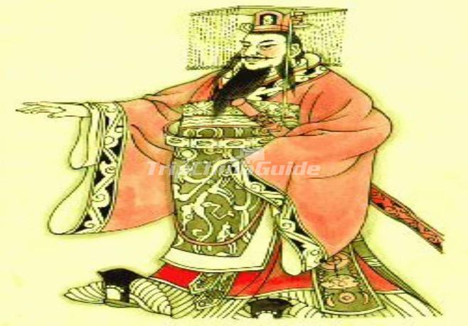 "the history of china and the ancient chinese empire under qi shi huang The period in chinese history before the reign of qin dynasty is a unified china and took the title of ""qin shi huang"" or under qin shi huang."