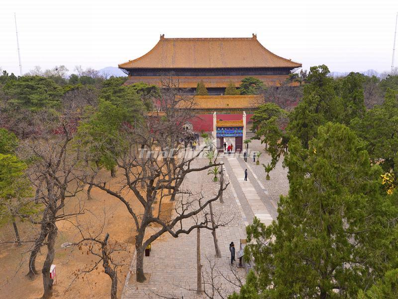 Changling Tomb - One of the Thirteen Ming Tombs