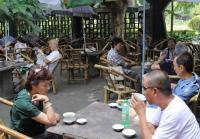 Teahouses in Chengdu