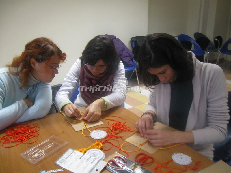 Chinese Knotting Course
