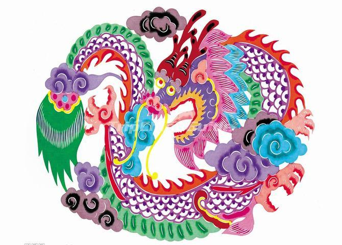 chinese paper cutting templates dragon - chinese paper cutting dragon chinese paper cutting
