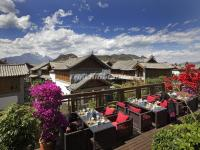 Crowne Plaza Lijiang Ancient Town Open-air Restaurant