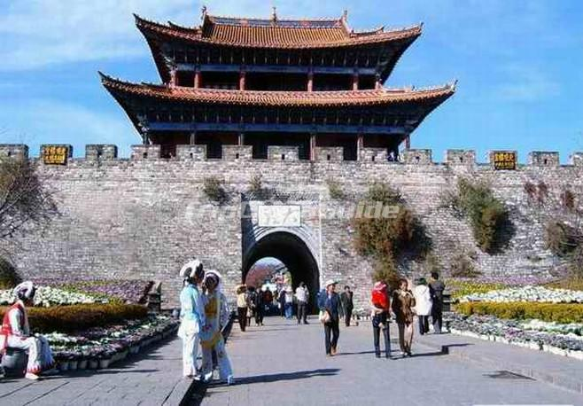 Dali Ancient City China