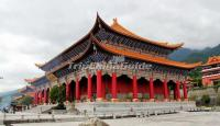 Dali Chongsheng Temple Attractive Building