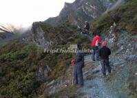 A Hiking Trip in Yading Nature Reserve
