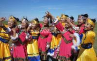Daur Ethnic Girls