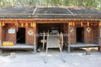 Daur Ethnic Folk House