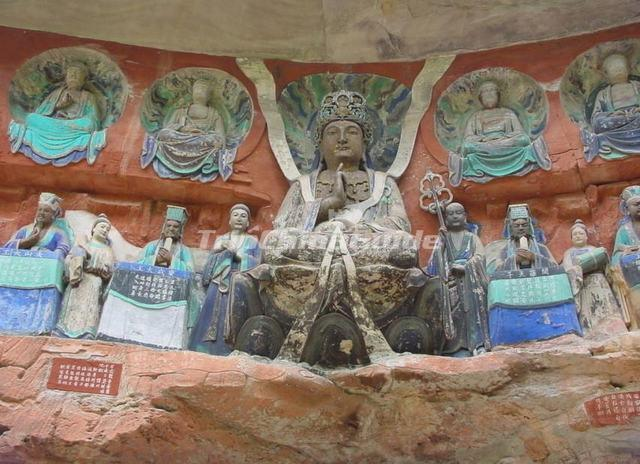 Chongqing Spectacular Dazu Rock Carvings