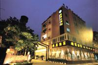 Emeishan Hotel Chengdu Exterior Night View