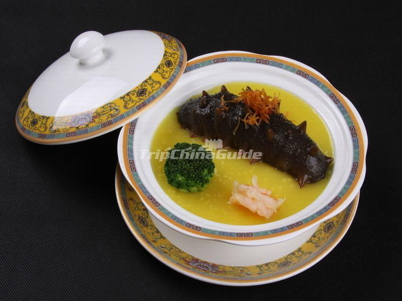 Chinese Dish Sea Cucumbers