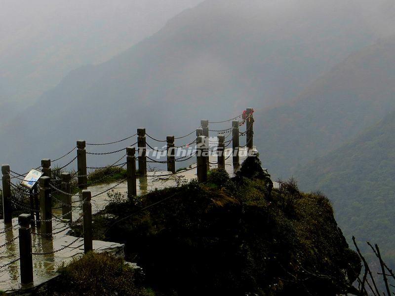 Fanjing Mountain - Fanjing Mountain, Guizhou