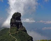 Mt. Fanjingshan National Nature Reserve in Guizhou Province