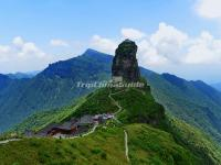 Fanjing Mountain, Tongren Ciy, Guizhou