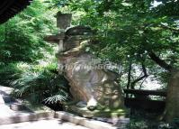 Statue of the Yama Ghost