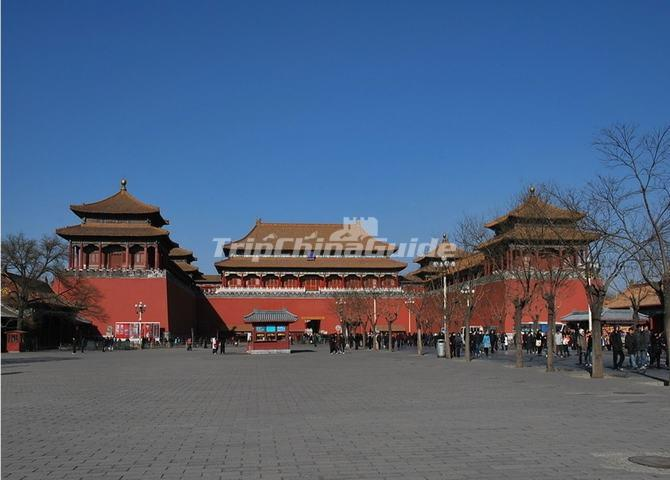 The Meridian Gate (Wu men)
