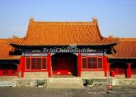 Gate of Auspicious Harmony (jinghe men)