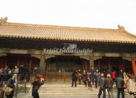 Palace of Eternal Longevity (Yongshou gong) Exterior