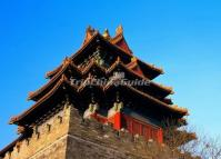 Charming Palace at Forbidden City Beijing