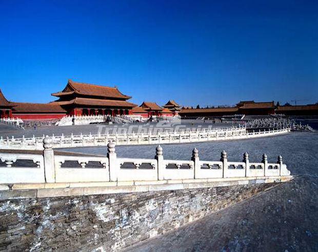 Spectacular Forbidden City China