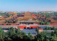 Beijing Forbidden City China