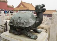 Dragon Turtle at Forbidden City