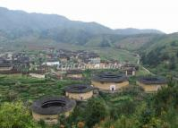 Fujian Hongkeng Hakka Earth Buildings