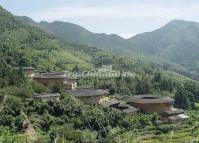 The Hakka Earth Buildings in Fujian Gaobei Village