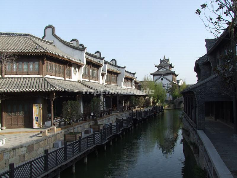 Taierzhuang Ancient Grand Cannal City