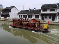 Grand Canal - The Section in Wuxi
