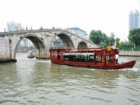 Guangji Bridge across The Grand Canal