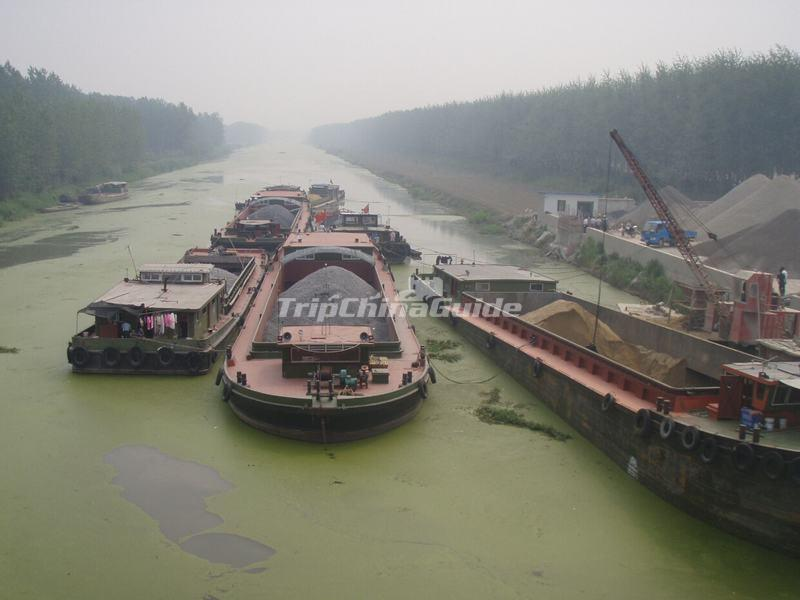 Grand Canal Jiangsu Province Section