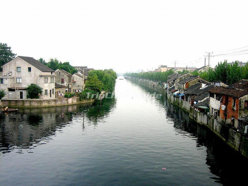 The Grand Canal- River in China