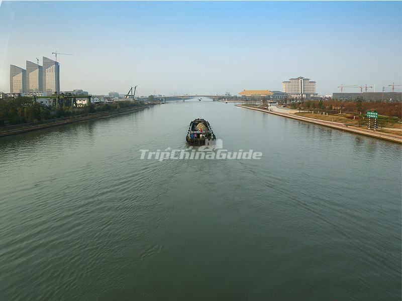 Grand Canal of Yangzhuo Section