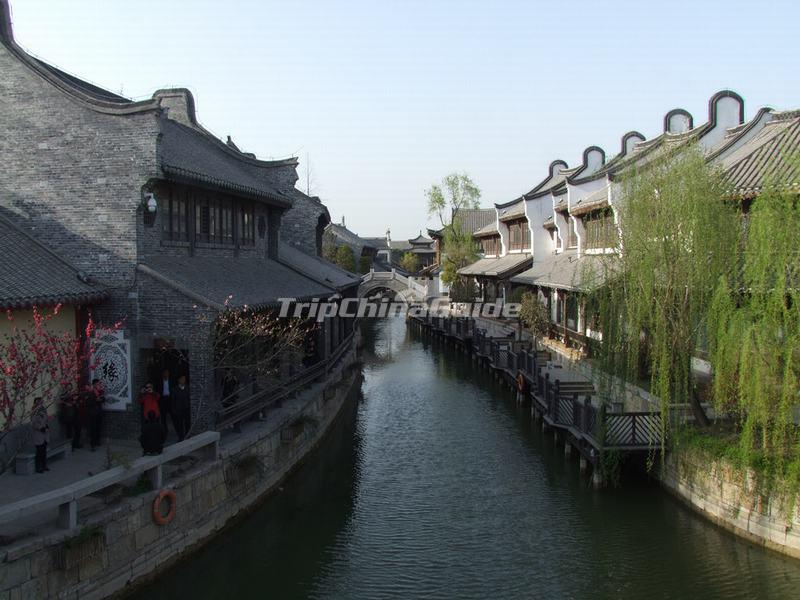 Taierzhuang Ancient Grand Cannal City, Shandong Province
