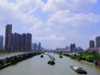 Grand Canal  - The Section in Yangzhou