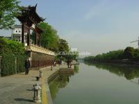 The Grand Canal in Yangzhuo