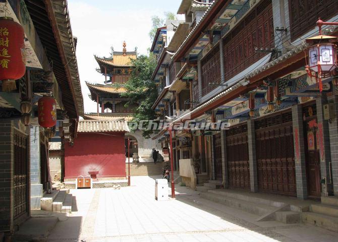 Guandu Old Town Kunming - Kunming Guandu Old Town, Guandu