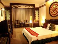Guilin Park Hotel Executive Room King Size Bed