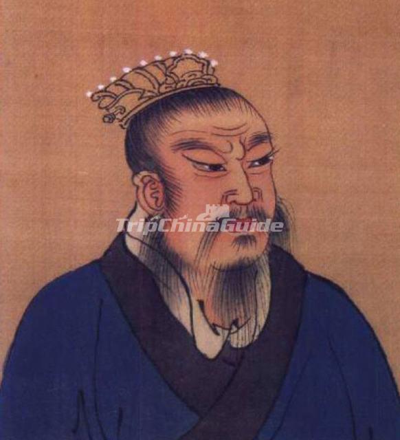 First Emperor of Han Dynasty Emperor Gao zu of Han Dynasty