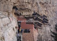 Hanging Temple Hengshan