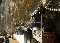 Hengshan Hanging Temple Shanxi China