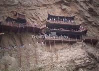 Hanging Temple Monastery China