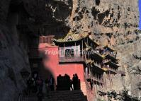 Hanging Temple Datong Shanxi China